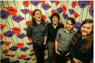 "Buffalo Based Sleepy Hahas Release Latest Track ""Bolero del Fuego"""