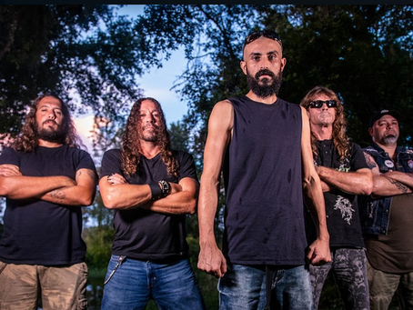 Interview w/ Tampa, FL Metalers Shattered