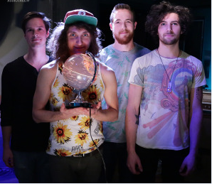 Philly's Vacationer To Hit Up The Paradise in Boston on April 9th