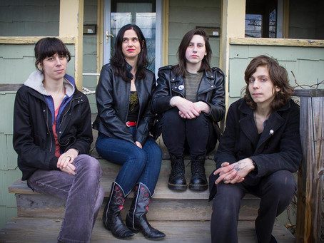 """PREMIERE: Northampton, MA's Own Julie Cira & The Wake Get """"Reckless"""" On New Single"""