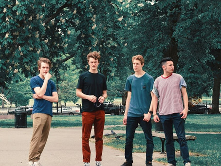 "Boston Indie Quartet Juniper Releases Bombastic Summer Ready Single ""JBJ"""