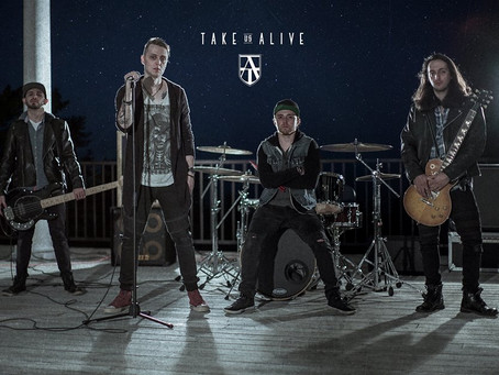 Take Us Alive Gear For Release Of Debut EP, Release Show Set For 11/10 @ Hard Rock Cafe