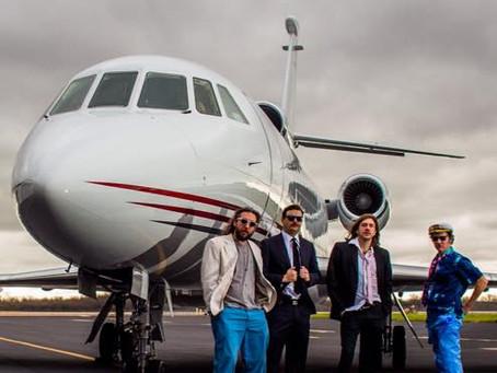 "Austin, TX Based Sounds del Mar Release Debut Album ""Miami Vice'n"""