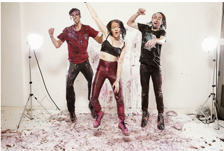 """Sugar Bomb Announce Name Change to 'Manic Pixi', Release New Single """"Blue Wine"""""""