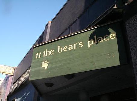 TT the Bear's Announces Final Week of Shows