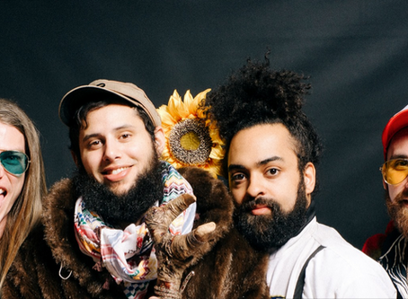 Michigan Based Joe Hertler & The Rainbow Seekers Set To Electrify ONCE Somerville Next Wed. 9/11