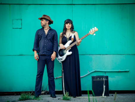 Nashville Based Husband and Wife Folk Duo Scot Sax & Suzie Brown Stopping By Cafe 939 on 9/22