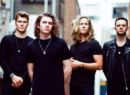 """London Indie Fourpiece Flashfires Release Brand New Single """"Circus Boy"""""""