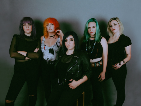 "Charlotte Based Female Rock Group Reason Define Release Poignant Vid For ""Mirrors"" Ahead o"