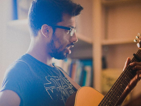 "Boston Based Singer-Songwriter Prateek Returns On New Single ""The Gang's All Gone"""