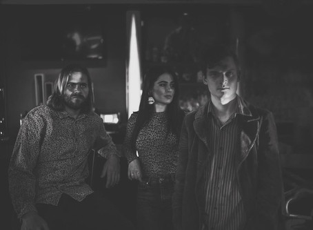 "Barnstable, MA Based Trio Melic Moon Are A ""Natural Thing"" on Debut LP"