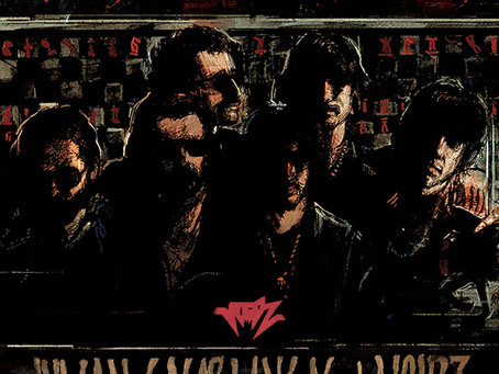 "Julian Casablancas and The Voidz Release Track Listing For ""Tyranny"""