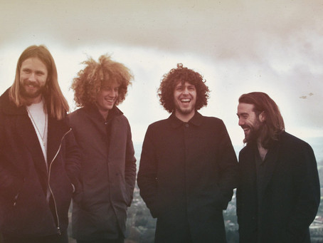 """Discover UK's Glass Caves And Their Breathtaking New Single """"Alive"""""""