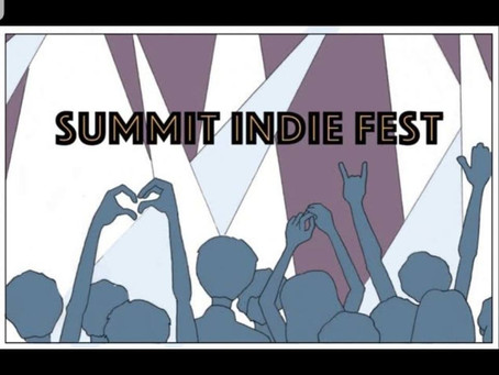 Kingsley Flood, Carissa Johnson, Latrell James, and Others Set For Summit Indie Fest 5/11 @ Portsmou