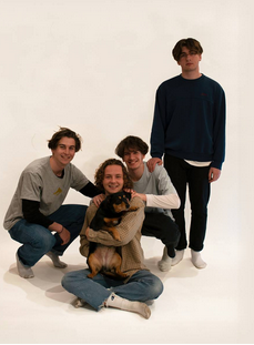 """Manchester, UK Indie Lads Delights Take You Away To """"Paradise"""" On New Single Out Today"""