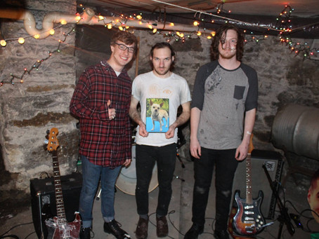 """Local Rockers Dinoczar Prep New Music Video For """"Cream"""" Off Upcoming Full Length Debut"""