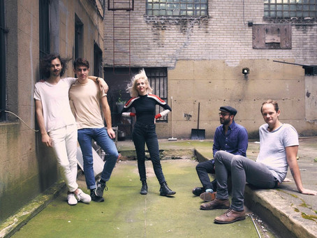 """Brooklyn Based Indies OxenFree Release Raucous New Single """"Garbage Collector"""""""