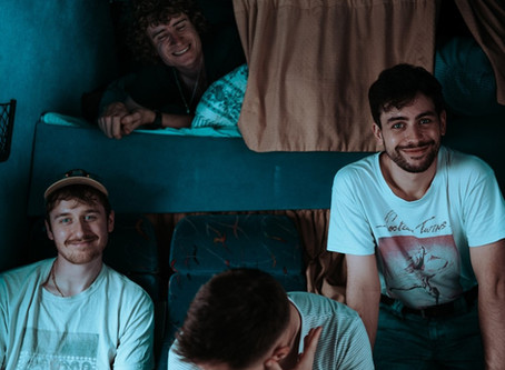 """Hull, UK Based Indie Outfit The Hubbards Go A More Darker Road On New Single """"Seven or Eleven&q"""
