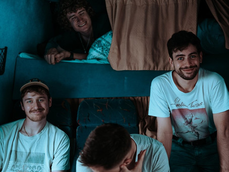 "Hull, UK Based Indie Outfit The Hubbards Go A More Darker Road On New Single ""Seven or Eleven&q"