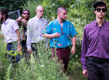"""Lowell Based Wax On Releases New Single """"Wolfsheets"""" Ahead of New Album Release on Sept. 8"""