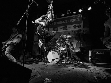 Charlestown Punk Rockers Duck & Cover Set To Hit Up O'Brien's on 6/17