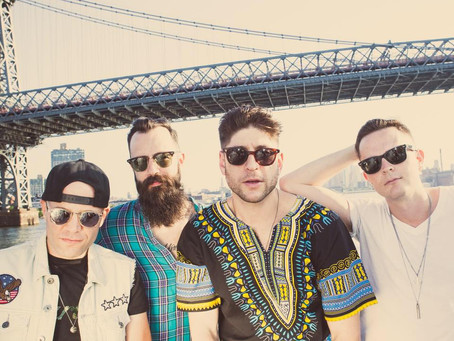 Brooklyn's Spirit Animal Set To Electrify Mid East Downstairs Tonight