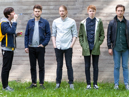 """Uppsala, Sweden's look, orion Get Ready To Impress On New EP """"Stages"""" Out 9/7"""