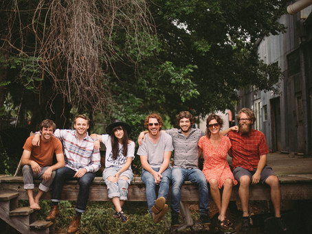 Interview w/ Athens, GA Based Family and Friends