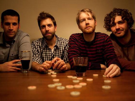 Animal Talk Stake Their Claim As One of Boston's Top Bands