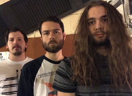 "Grand Rapids, MI Hardcore Threepiece Crooked Heart Are In ""Perpetual Twilight"" on New LP"