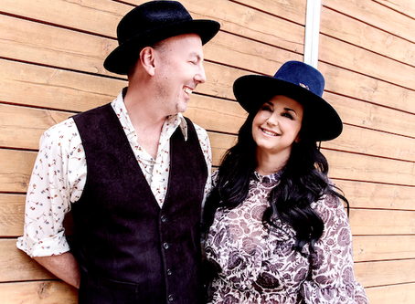 LA Based Husband/Wife Duo The HawtThorns Gearing For 2/3 City Winery Haymarket Performance