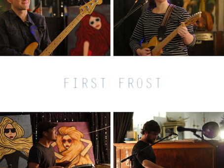 Boston Based First Frost Gearing For EP Release Show @ OBrien's Next Fri. 1/27