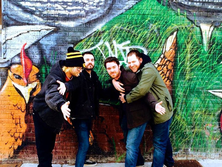 """Boston Punks The Rayguns Plan To """"Live Forever"""" With Brand New EP"""