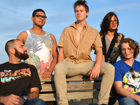 """Former Berklee Alums Airacuda Premiere New Charity Single """"Looking Back And Laughing"""""""