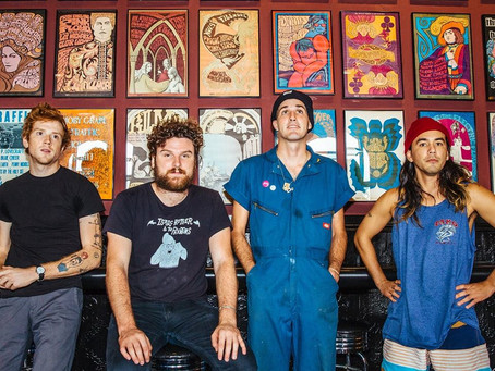 LA's Own Fidlar Stopping By The Paradise This Fri. 9/14