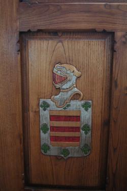 Talla de escudo