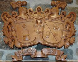 Talla de escudos