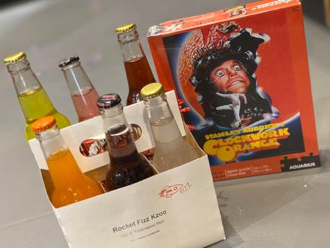 A Clockwork Orange Puzzle & 6-Pack