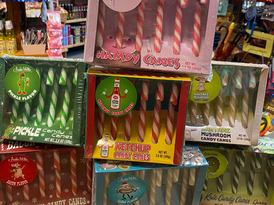 Candy Canes Galor & Gross