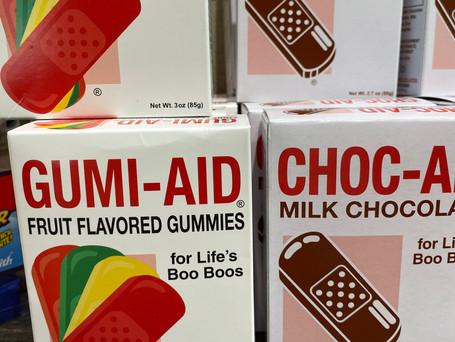Gummi & Chocolate Bandages