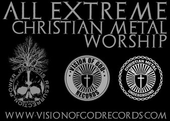 VISION OF GOD RECORDS' Shut-In Sale
