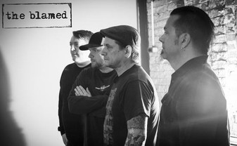 THE BLAMED Follow Up Last Year's EP with a Full Length CD and Vinyl