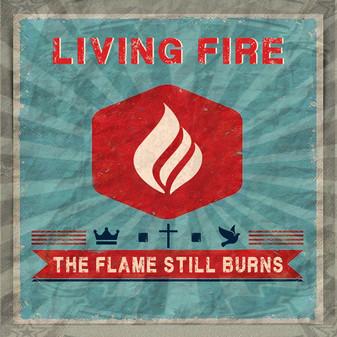 Brazil's LIVING FIRE Announces Release of New Album 'The Flame Still Burns'