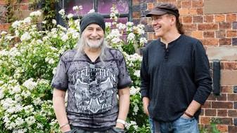 RODNEY MATTHEWS And JEFF SCHEETZ With OLIVER WAKEMAN To Release Trinity Album Feat. YES Keyboard Leg
