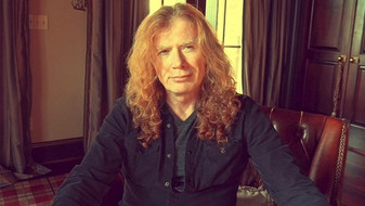"""MEGADETH Leader DAVE MUSTAINE Diagnosed With Throat Cancer - """"Treatment Has Already Begun"""""""