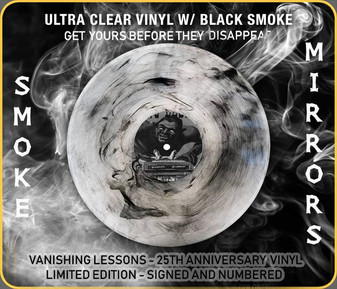 TOURNIQUET- 'Vanishing Lessons' 25th Anniversary Vinyl