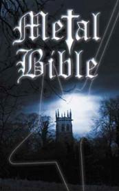 Metal Bible International Newsletter #1