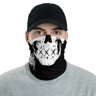 Profit From GRAVE ROBBER Neck Gaiter Masks to Benefit First Responders