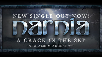"""""""A Crack in the Sky""""- 1st Single and Video from the Coming NARNIA Album"""