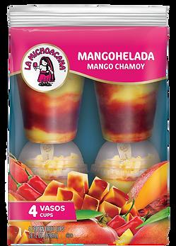 La Michoacana Mango Chamoy Cups Mangohel